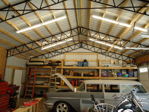 Armour Metals Pole Barns - Metal Roofing and Pole Barns