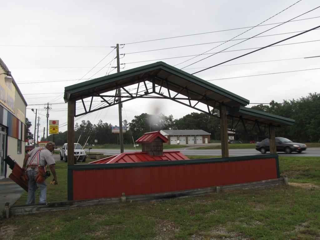 Armour Metals Pole Barns - Metal Roofing and Pole Barns