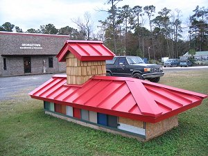 Armour Metals Why Metal Metal Roofing And Pole Barns